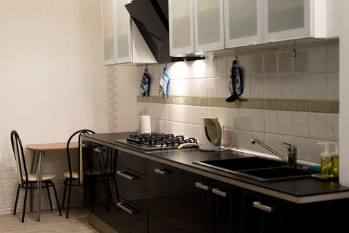 克谢尼娅旅馆 - 圣彼德堡 - 厨房