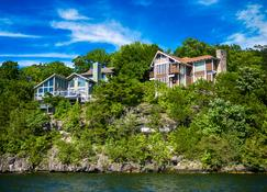 坦塔 A 度假酒店 - 欧塞奇湾泳滩 - 建筑