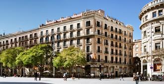 巴塞罗那科隆酒店 - 巴塞罗那 - 建筑