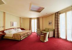 巴塞罗那科隆酒店 - 巴塞罗那 - 睡房