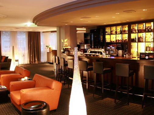 波士顿hh酒店 - 汉堡 - 酒吧