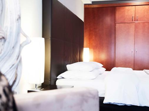 波士顿hh酒店 - 汉堡 - 睡房