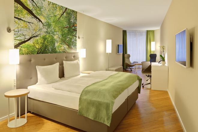 不来梅阿查特城市广场酒店 - 不莱梅 - 睡房