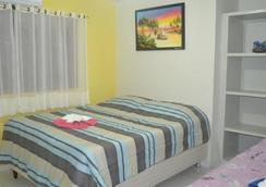马拉维斯塔旅馆 - 纳塔尔 - 睡房