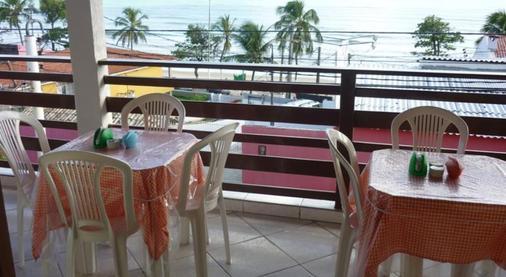 马拉维斯塔旅馆 - 纳塔尔 - 阳台