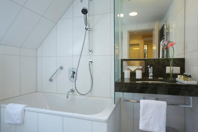 德瑞墨加斯公寓式酒店 - 维也纳 - 浴室