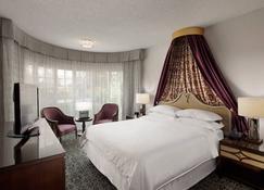 安纳海姆梅杰斯特花园酒店 - 安纳海姆 - 睡房