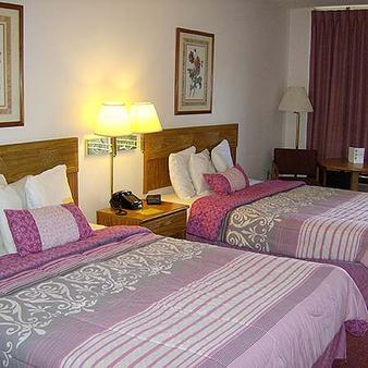 奥索卡山谷宾馆 - 布兰森 - 睡房