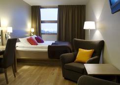 阿尔肯及艺术花园Spa酒店 - 哥德堡 - 睡房