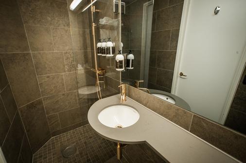 阿尔肯及艺术花园Spa酒店 - 哥德堡 - 浴室