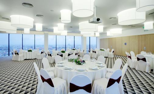 圣彼得堡阿兹姆特酒店 - 圣彼德堡 - 宴会厅