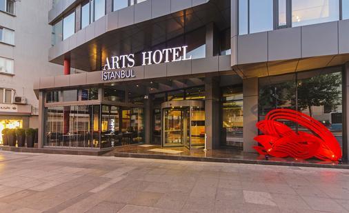 伊斯坦布尔特级艺术酒店 - 伊斯坦布尔 - 建筑