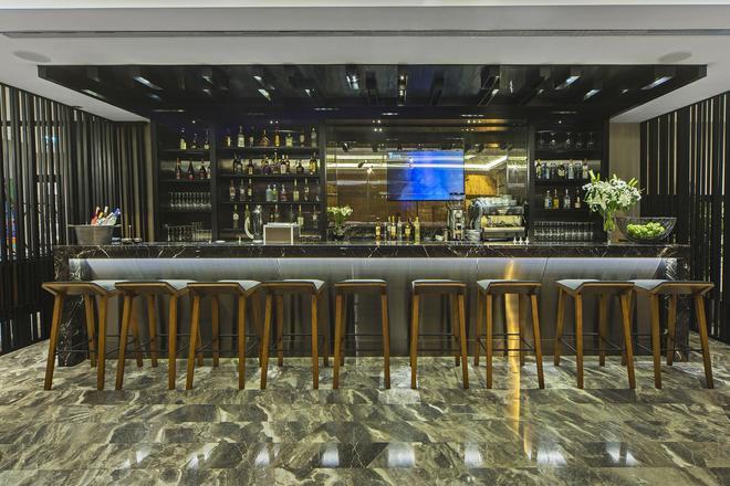 伊斯坦布尔艺术酒店 - 伊斯坦布尔 - 酒吧