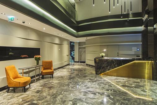 伊斯坦布尔艺术酒店 - 特级 - 伊斯坦布尔 - 柜台