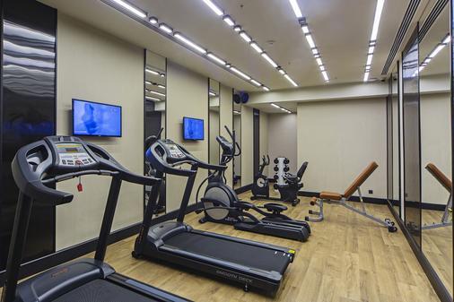 伊斯坦布尔艺术酒店 - 特级 - 伊斯坦布尔 - 健身房