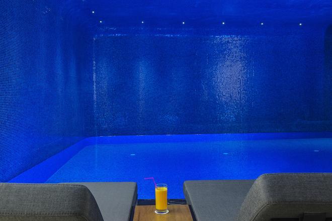 伊斯坦布尔艺术酒店 - 伊斯坦布尔 - 游泳池