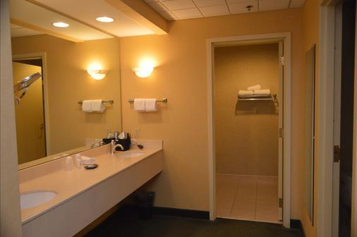 圣路易斯市中心红狮酒店 - 圣路易斯 - 浴室