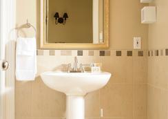 乐圣皮埃尔酒店 - 魁北克市 - 浴室
