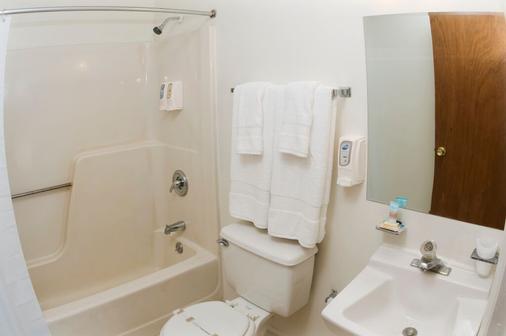 陇亩别墅汽车旅馆 - 大洋城 - 浴室