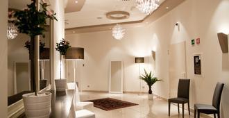 卡塔尼亚广场酒店 - 卡塔尼亚 - 大厅