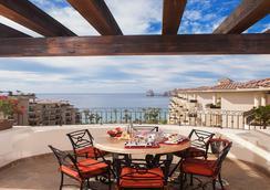 Villa La Estancia Beach Resort & Spa - 卡波圣卢卡斯 - 露天屋顶