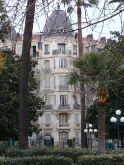 维克多雨果酒店 - 尼斯 - 户外景观