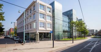 住宿酒店 - 阿姆斯特丹 - 建筑