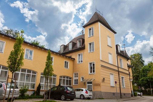 雷梅霍夫酒店 - 慕尼黑 - 建筑