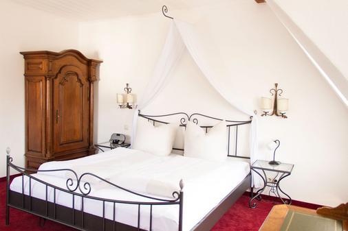 雷梅霍夫酒店 - 慕尼黑 - 睡房