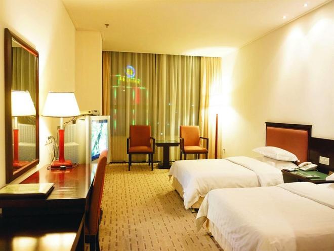 广州瑞星大酒店 - 广州 - 睡房
