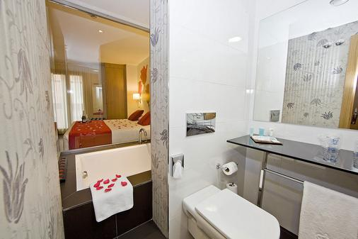 艾勒恩纳拉精品酒店 - 巴利亚多利德 - 浴室