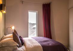 约克加奥尔巴尼酒店 - 伦敦 - 睡房