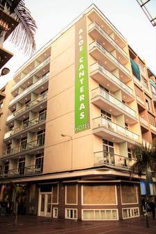 阿洛伊坎特拉斯酒店 - 大加那利岛拉斯帕尔马斯 - 建筑