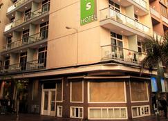 阿罗三特拉斯酒店 - 大加那利岛拉斯帕尔马斯 - 建筑