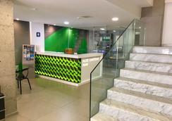 阿洛伊坎特拉斯酒店 - 大加那利岛拉斯帕尔马斯 - 大厅