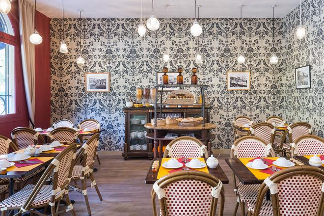 快乐文化格里马尔迪酒店 - 尼斯 - 食物