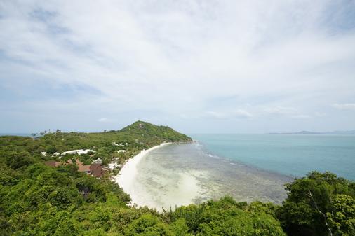 海风度假村 - Ko Pha Ngan - 海滩