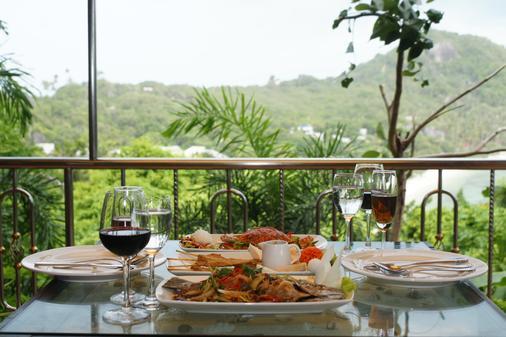 海风度假村 - 帕岸岛 - 食物