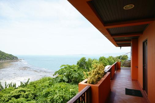 海风度假村 - Ko Pha Ngan - 门厅