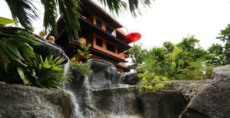 海风度假村酒店 - 帕岸岛 - 建筑