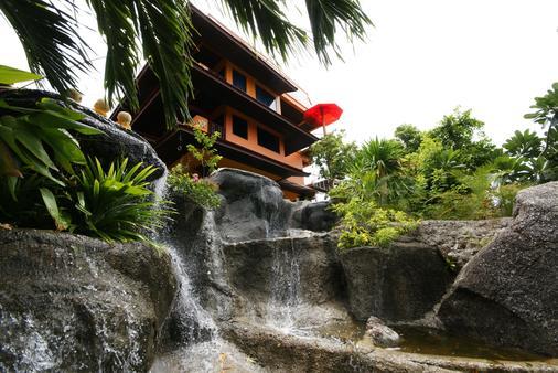 海风度假村 - Ko Pha Ngan - 建筑