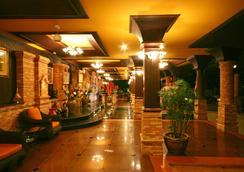 海风度假村 - Ko Pha Ngan - 大厅