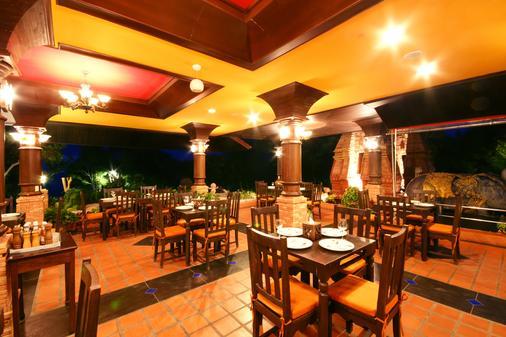 海风度假村 - Ko Pha Ngan - 餐馆