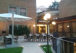 卡萨多蜜缇拉科尔平酒店 - 罗马 - 餐馆