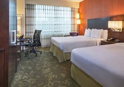 华盛顿哥伦比亚特区/美国国会大厦万怡酒店 - 华盛顿 - 睡房