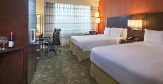 华盛顿特区/美国国会大厦万怡酒店 - 华盛顿 - 睡房