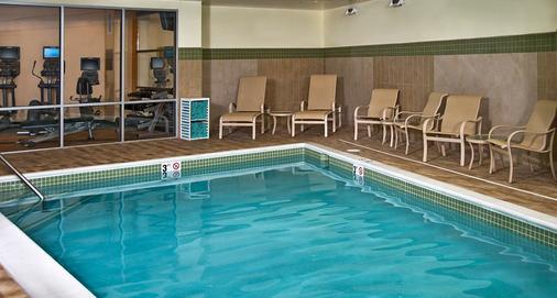 华盛顿哥伦比亚特区/美国国会大厦万怡酒店 - 华盛顿 - 游泳池