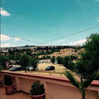 卡梅拉孔旅馆 - 阿格里真托 - 户外景观