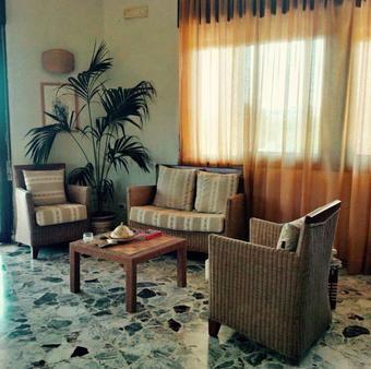卡梅拉孔旅馆 - 阿格里真托 - 休息厅