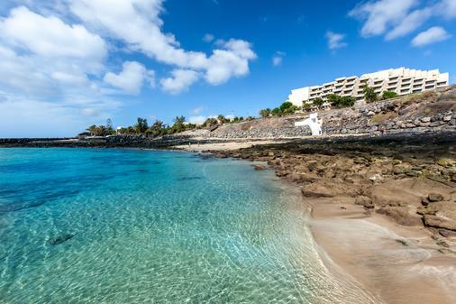 兰萨罗特岛海滩西方酒店 - 科斯塔特吉塞 - 海滩